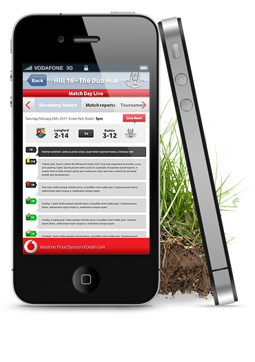 Dub Hub Smartphone App