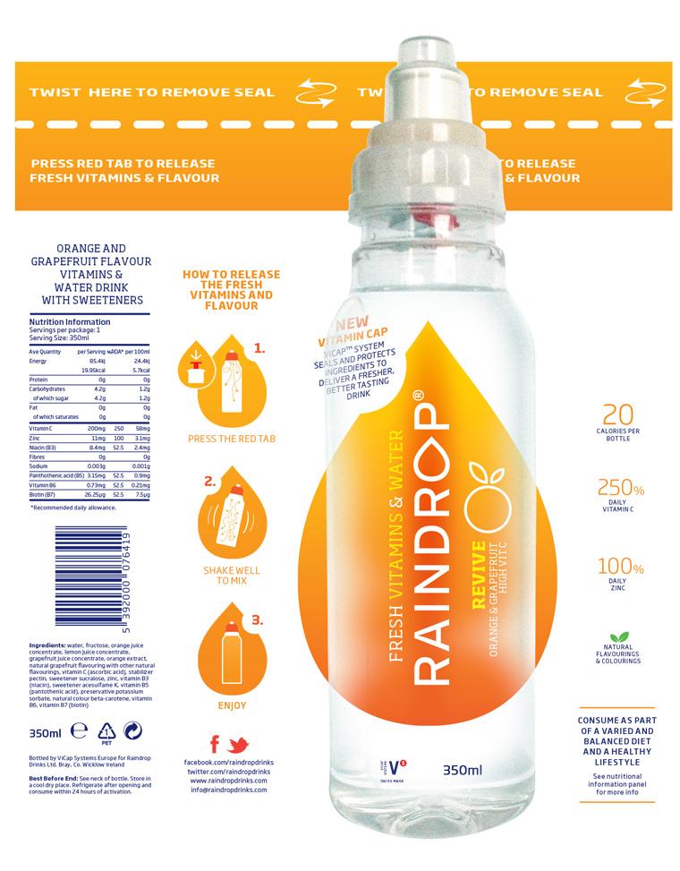Raindrop-orange-packagingbreakdown