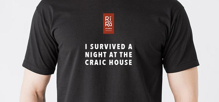 t-shirt-craic house