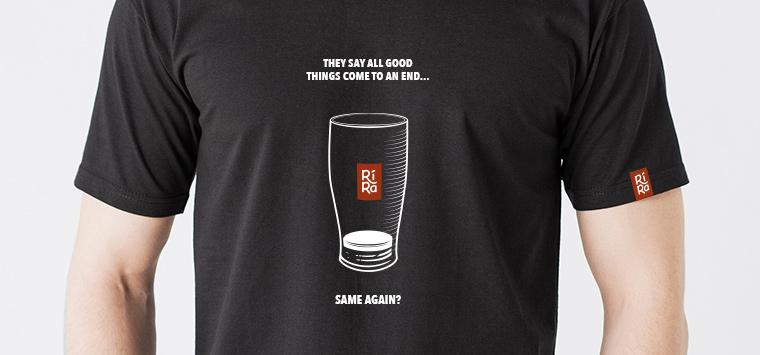 t-shirt same again